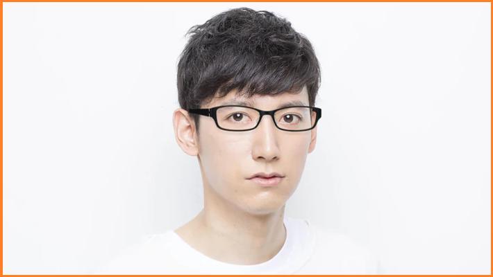 JINSのエアフレームメガネ
