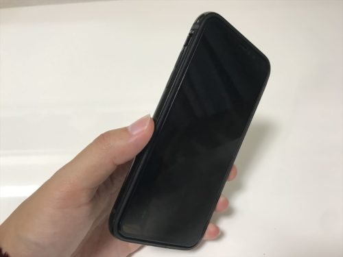 iPhone疑似裸族化