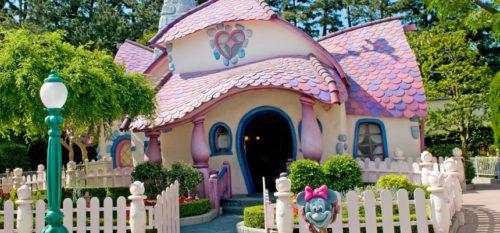 ミニーの家