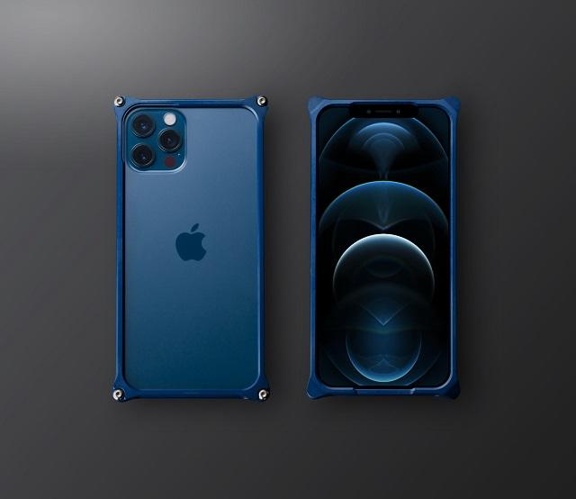 ギルドデザインのiPhone12バンパー