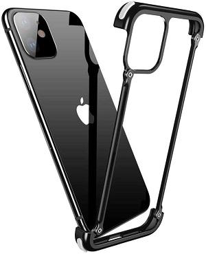 HEROCOOLのiPhone12用バンパー