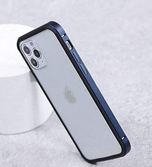 AndFunのiPhone12用バンパー