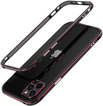 GOOVENのiPhone12用バンパー