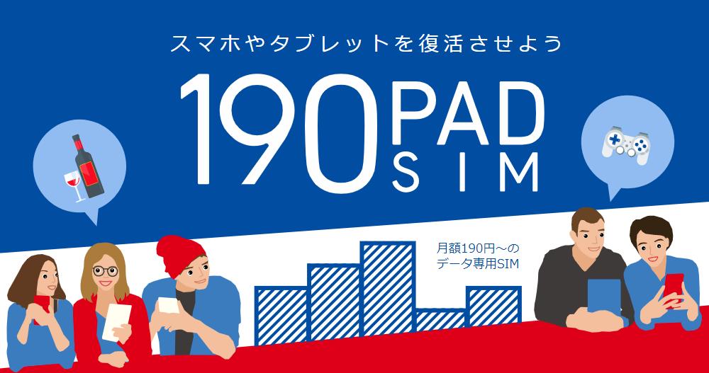 b-mobile(190PadSIM)