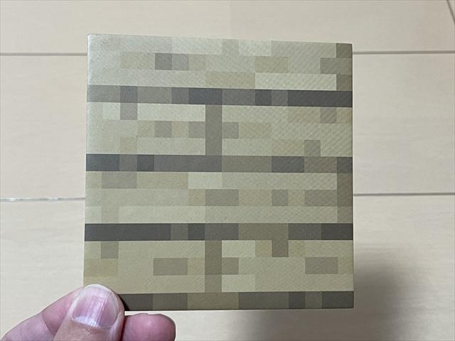 オークの木材ブロックのコースター